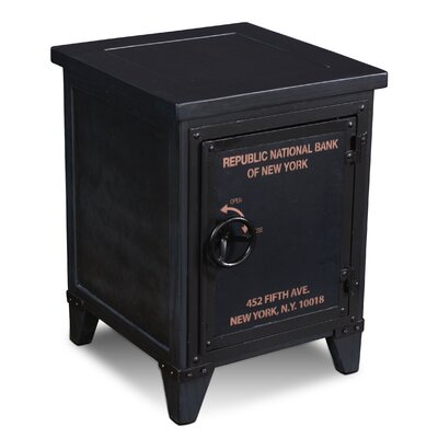 Sabio Storage End Table