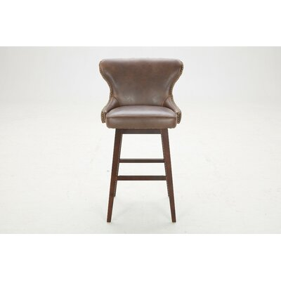 Standish 30 inch Bar Stool with Cushion