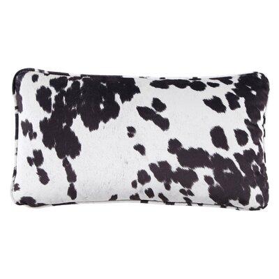 Declan Lumbar Pillow Color: Black