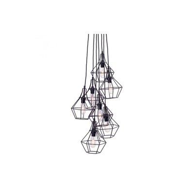 Silke 7-Light Cascade Pendant
