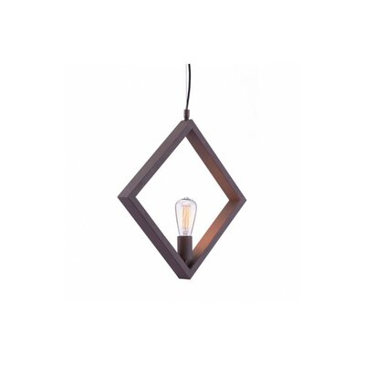 Nuno 1-Light Foyer Pendant