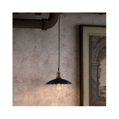 Alanna Ceiling 1-Light Mini Pendant