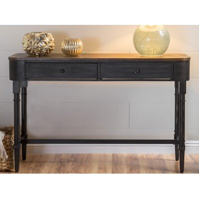 Kensington Wood Console Table