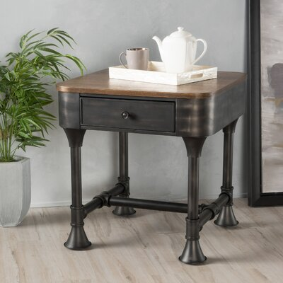 Kensington Wood End Table