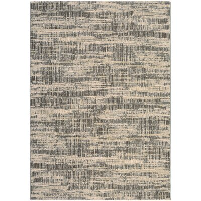 Covina Antique Cream/Teal Area Rug Rug Size: Runner 27 x 71