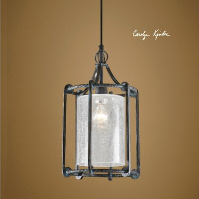 Phelps 1-Light Foyer Pendant