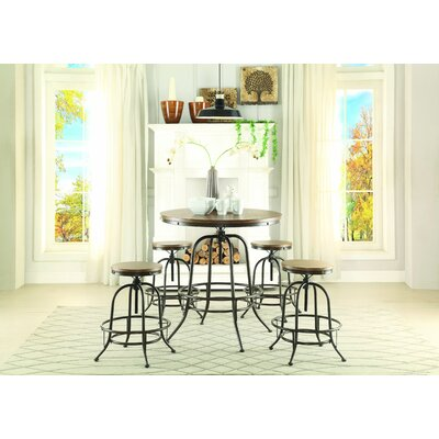 Alva Solid Wood Dining Chair (Set of 4)