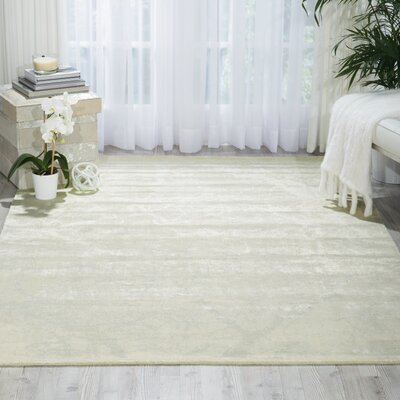 South Aurora Ivory Area Rug Rug Size: 79 x 99