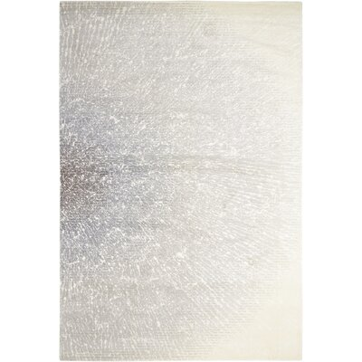 Stanton Gray Area Rug Rug Size: 99 x 139