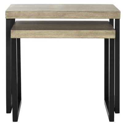 Abrianna 2 Piece Nesting Tables