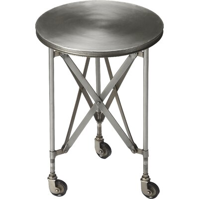 Jorma End Table Color: Industrial Chic