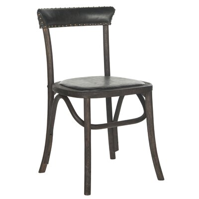 Lise Solid Back Side Chair