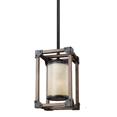 Isidoro 1-Light Mini Pendant