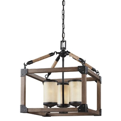 Cheyanne 3-Light Mini Chandelier