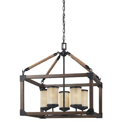 Cheyanne 5-Light Mini Chandelier