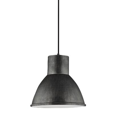Cardwell 1-Light Pendant Finish: Stardust
