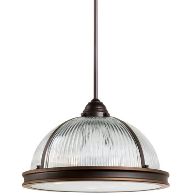 Palisade 3-Light Inverted Pendant Finish: Autumn Bronze