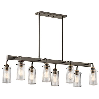 Fruita 8-Light Shaded Chandelier