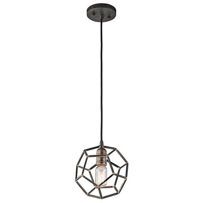 Tomaz 1-Light Mini Pendant