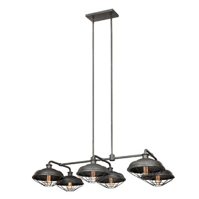Januario 6-Light Kitchen Island Pendant