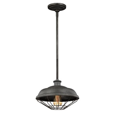 Januario 1-Light Inverted Pendant