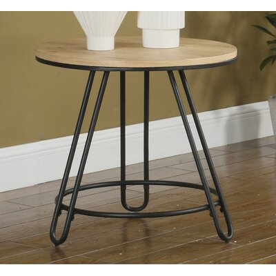 Mcgeorge Round End Table
