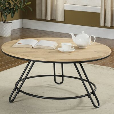 Aleman Round Coffee Table