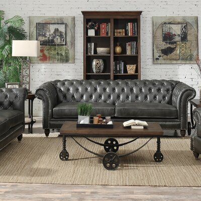Alsager Chesterfield Sofa