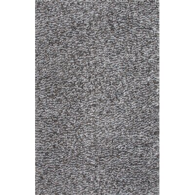 Artemis Gray/Taupe Solid Area Rug Rug Size: 4 x 6