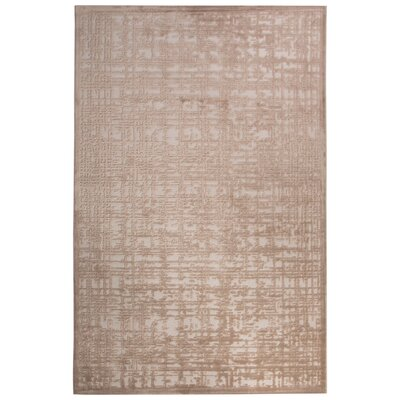 Sweetwater Ivory/Beige Area Rug Rug Size: 2 x 3