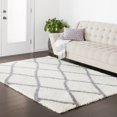 Kolton Beige Indoor Area Rug Rug Size: Rectangle 53 x 73