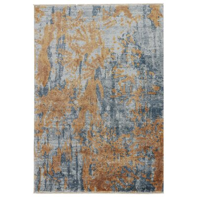 Berenice Harbor Gray/Jadeite Area Rug Rug Size: 76 x 96