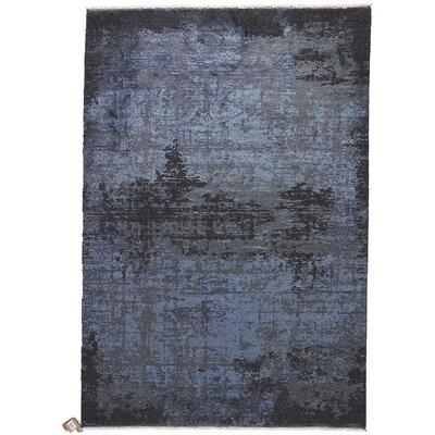 Cayeman Blue Nights/Moonlight Blue Area Rug Rug Size: 76 x 96