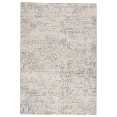 Lizette Turtledove Area Rug Rug Size: 2 x 3