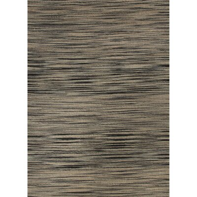 Thompson Jute Gray Naturals Area Rug Rug Size: 2 x 3