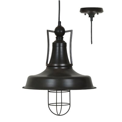 Chilmark 1-Light Inverted Pendant