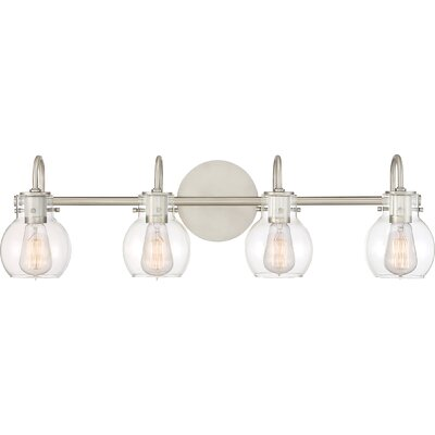 Poppy 4-Light Vanity Light