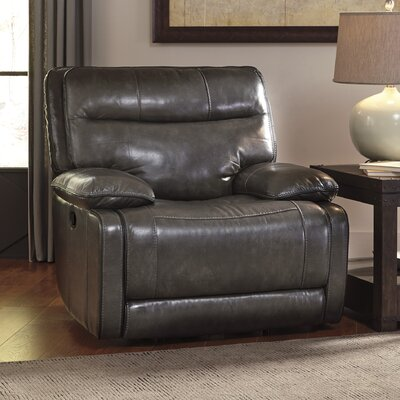 Gigi Rocker Recliner Type: Manual