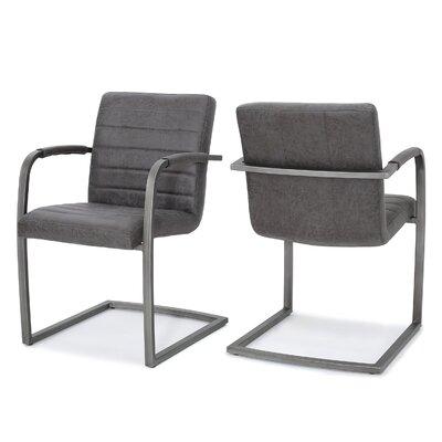 Towaoc Modern Armchair Upholstery: Slate