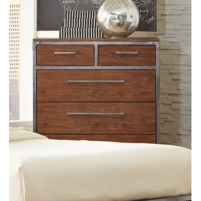 Tressider 6 Drawer Media Chest
