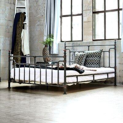 Capri Panel Bed