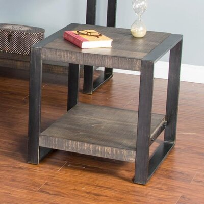 Chaput Square End Table