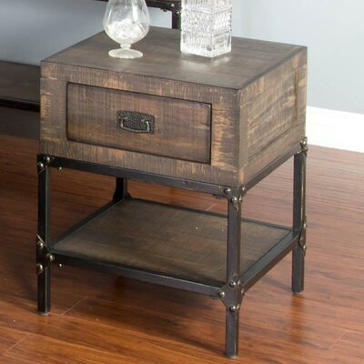 Hobbs Square End Table