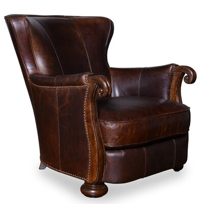 Blondell Leather Club Chair