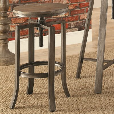 Tadashi Adjustable Height Bar Stool