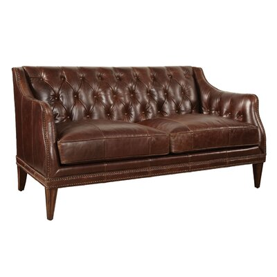 Rhonda Leather Settee