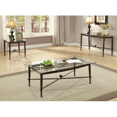 Townsend 3 Piece Coffee Table Set