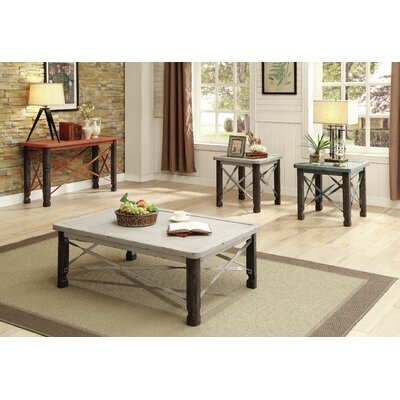 Avalon Springs 3 Piece Coffee Table Set