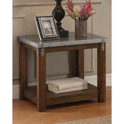 Alfonso Occassionals End Table