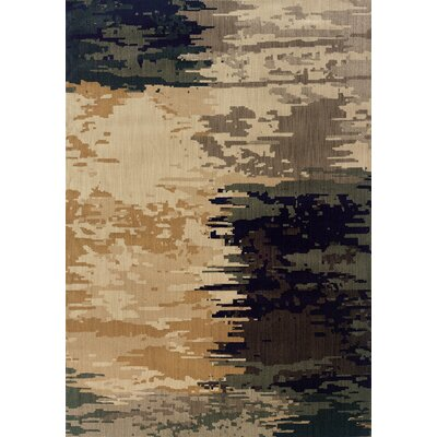 Hawthorn Gray/Beige Area Rug Rug Size: Runner 110 x 76